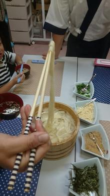 丸亀製麺×とことこ®️こどもまるがめうどん作り